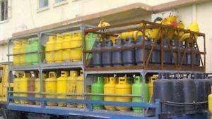 Gas Cylinder distriba